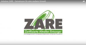 Initiative ZARE - Gemeinsam für eine saubere Umwelt