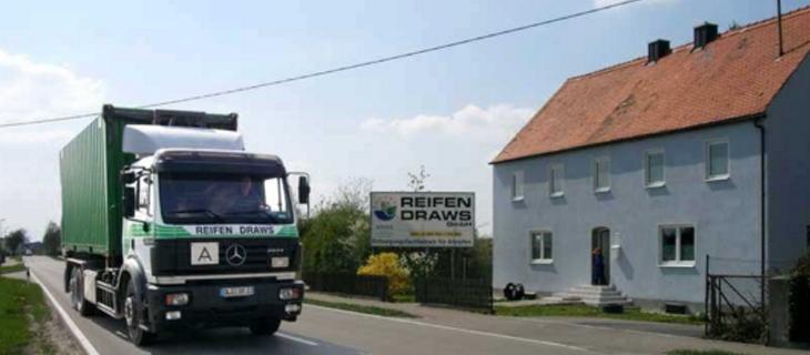 Reifen Draws - Unternehmen - Altreifenentsorgung
